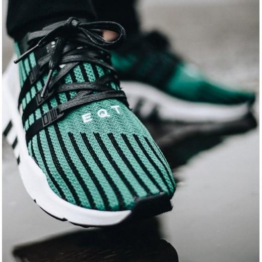 big sale bd8ac cf172 ... Buty męskie sneakersy adidas Originals Eqt Equipment Support Mid Adv  Primeknit CQ2998 - ZIELONY zielony Adidas ...