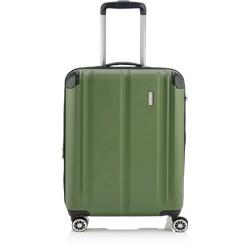 5bf3fb6cc9779 Zielone walizki parfois, jesień 2018 w Domodi