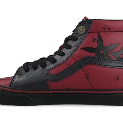Vans x Marvel Deadpool Sk8 Hi VA38GEUBJ