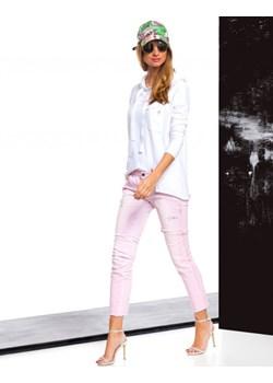 Bluza z kapturem bawełniana M By Maya Palma rozowy showroom.pl - kod rabatowy