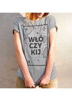 Koszulka damska - WŁÓCZYKIJ XXS   Szwendam się - kod rabatowy