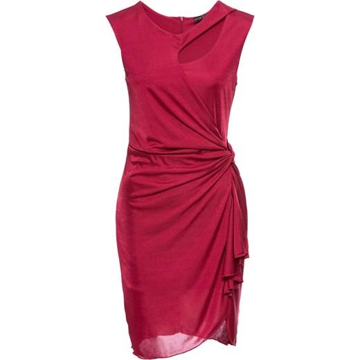 7db037761802 Sukienka z wycięciami BODYFLIRT bonprix w Domodi