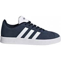 0b679db80109c3 Granatowe buty damskie adidas sznurówki, lato 2019 w Domodi