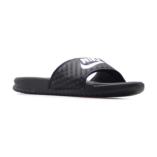 45fa24c96593 Klapki Nike WMNS BENASSI JDI 343881 011 Czarne Arturo-obuwie w Domodi