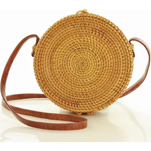 ef459cf3ae8d5 Koszyk torebka pleciona kuferek ratan bambus MAZZINI - natura wyprzedaż  Verostilo ...