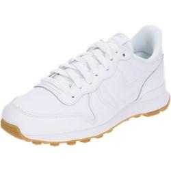 ed4108b4f9d2 Białe buty damskie nike sportswear płaska podeszwa