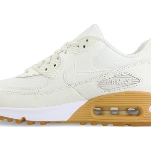 the best attitude ed41f e1c94 ... Buty damskie sneakersy Nike Wmns Air Max 90 Premium 896497 100 -  KREMOWY Nike 36, ...