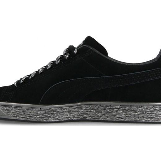 f0d1516ea3ebf2 Buty damskie sneakersy Puma Suede Classic X Chain 367391 01 - CZARNY Puma  37