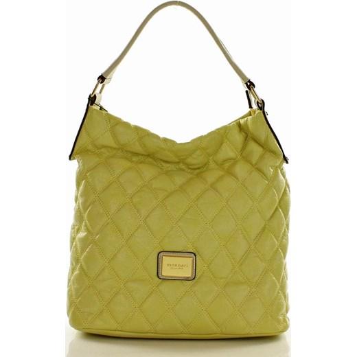 0b2a8270dd384 PABIA Elegancka torebka kuferek czarny z białym verostilo zielony elegancki