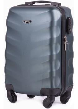 Mała podręczna walizka kabinowa rozmiar S Solier STL 402 ABS Ciemny zielony  Solier galanter - kod rabatowy