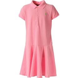 29f27766 Sukienka dziewczęca Ralph Lauren - RAFFAELLO NETWORK