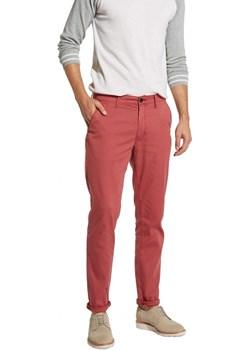 Spodnie Wrangler Chino Brick Red W16LHE68G  Wrangler SMA Wrangler - kod rabatowy