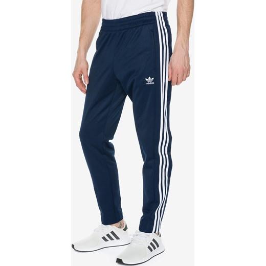 adidas Originals Adibreak Snap Spodnie dresowe Niebieski Spodnie dresowe męskie niebieskie w Bibloo