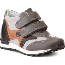 5f3d3a6411676 Brązowe buty dziecięce kornecki w wyprzedaży w Domodi