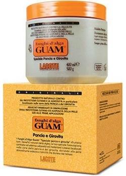 Fanghi d'alga Guam Pancia e Girovita - Błotny koncentrat wyszczuplający brzuch i biodra - op. 500g Guam  BEATA - kod rabatowy