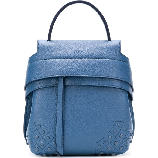 293408c894 Tod's Wave medium backpack - Blue Tod`s One Size Farfetch ...