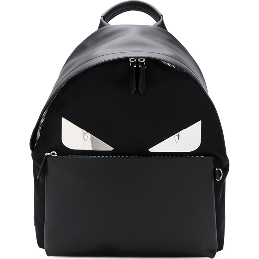 438c9ad08561 Fendi Bag Bugs backpack - Black Fendi One Size Farfetch ...