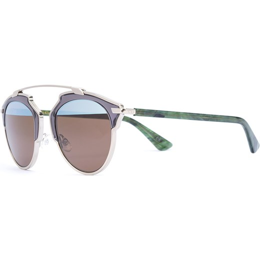 53d79549a9 ... Dior Eyewear Dior So Real sunglasses - Green Dior Eyewear One Size  Farfetch