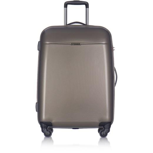 da0ba043bd972 PC005 Voyager walizka twarda średnia brazowy Puccini Royal Point w Domodi