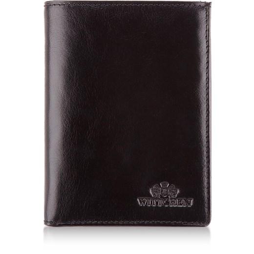 2cc988d7d562f Italy portfel męski czarny Wittchen Royal Point w Domodi