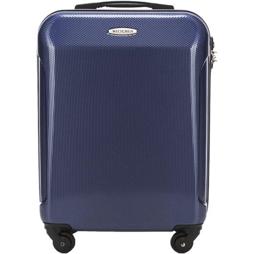5256e7e73b4e0 Mała walizka poliwęglan Wittchen Royal Point w Domodi