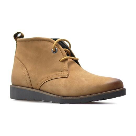 035d09547b95a Botki Marco Tozzi 2-25237-29 Muscat nubuk brazowy Arturo-obuwie w Domodi