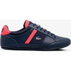 76132761f Niebieskie buty męskie lacoste sznurówki, wyprzedaż w Domodi