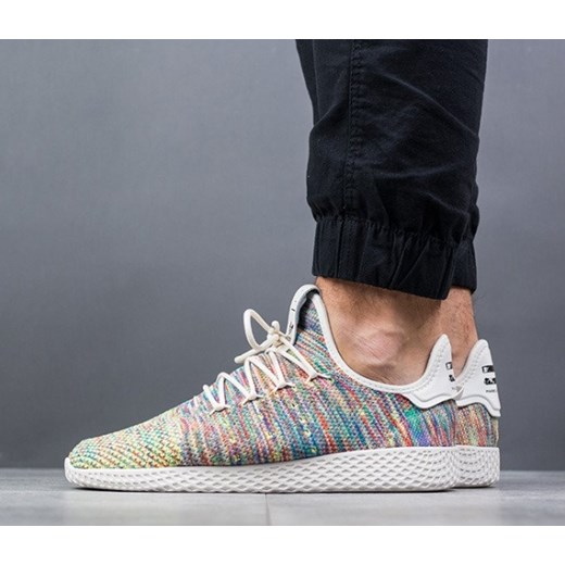 32739d07d61075 Buty męskie sneakersy adidas Originals Pharrell Williams Tennis Hu  Primeknit