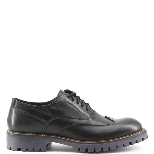 a3990356edc6b ... Made in Italia skórzane buty męskie pantofle oxfordy 43  FashionBrands.pl ...