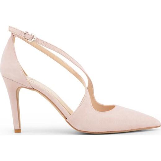64c20bf5f1101a Made in Italia skórzane sandały damskie szpilki FashionBrands.pl w ...