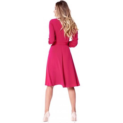 42f25bf1c8 Sukienka Potis   Verso KENAI rozowy Eye For Fashion w Domodi