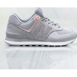 2d0e5229 new balance 574 damskie wyprzedaż Szare buty damskie new balance,  wyprzedaże w Domodi