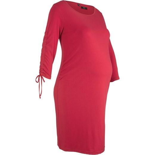 86c546c2 Sukienka ciążowa shirtowa BPC Collection bonprix