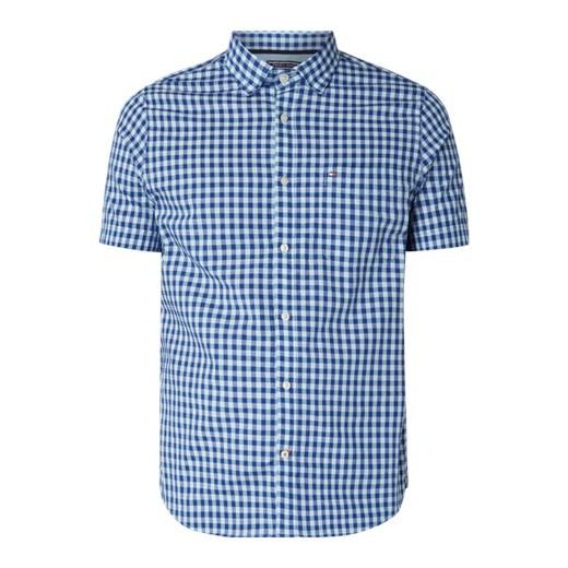 4d6405d0eca54 Koszula casualowa o kroju slim fit ze wzorem w kratę Tommy Hilfiger XL  Fashion ID GmbH