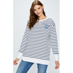 23554191598af Wielokolorowe bluzy z nadrukiem damskie tommy hilfiger