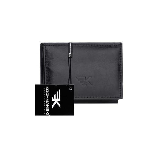 c42ab3e1bb261 Skórzany portfel męski Kochmanski RFID stop 1195 Kochmanski Studio Kreacji®  Skorzany