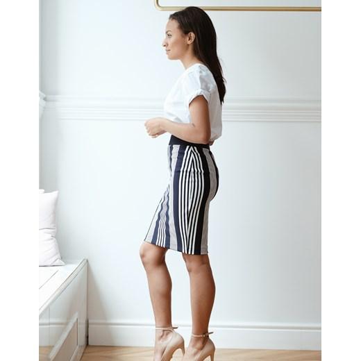 Spódniczka Pass Laurella Odzież Damska QA wielokolorowy Spódnice EIJH trwałe modelowanie