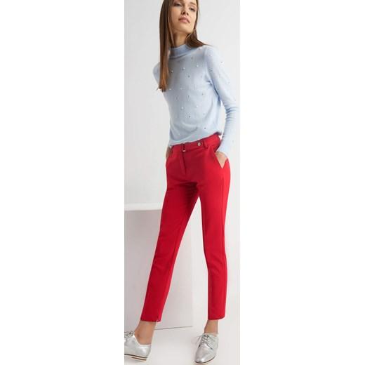 f0c6ca76e97030 Spodnie skinny w kant ORSAY 40 orsay.com okazja