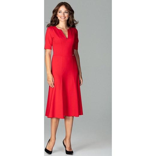 b0fda895a2 Sukienka Global - JestesModna.pl w Domodi