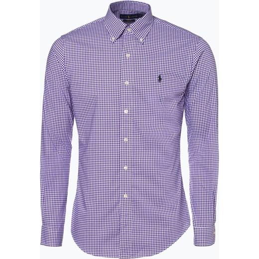 e7d85a9f6 Polo Ralph Lauren - Koszula męska – Slim Fit, lila Polo Ralph Lauren XL  vangraaf