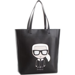 24bb6692f0430 Shopper bag Karl Lagerfeld - eobuwie.pl ...