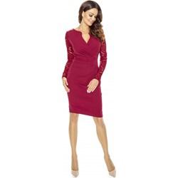 Sukienki Na Wesele Kartes Moda Długi Rękaw Wiosna 2019 W Domodi