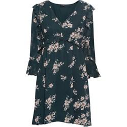 aad88a60f4 Sukienki w kwiaty