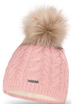 Zimowa czapka damska PaMaMi  Pamami  - kod rabatowy