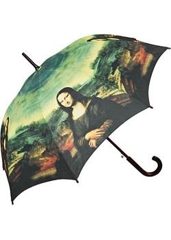 Mona Lisa - parasol długi z drewnianą rączką Von Lilienfeld Parasole MiaDora.pl - kod rabatowy