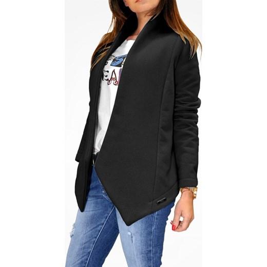 6c3e96799059db ... CZERWONY ELEGANCKI KARDIGAN DAMSKI Bien Fashion S ...