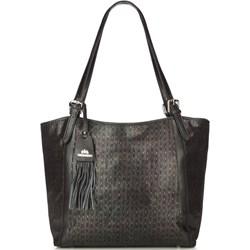 c8b63305eb061 Czarne torebki damskie wittchen w wyprzedaży w Domodi