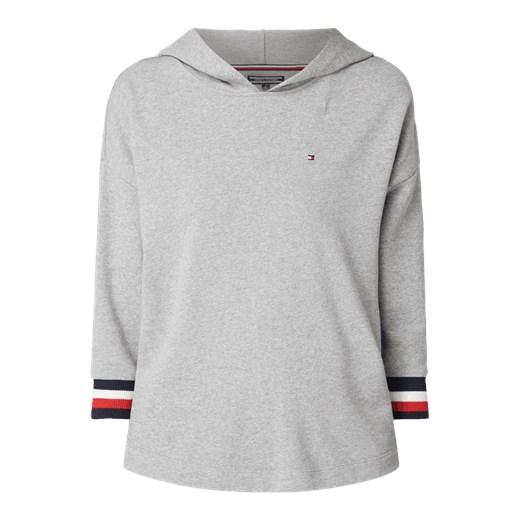 Bluza z kapturem i detalami logo Tommy Hilfiger Peek&Cloppenburg