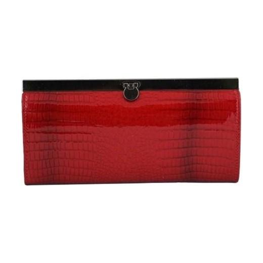 d1ed990716ca0 Ekskluzywne portfele damskie - Barberini's - Czerwony Barberini`s Wojtowicz  Awangarda Shoes ...