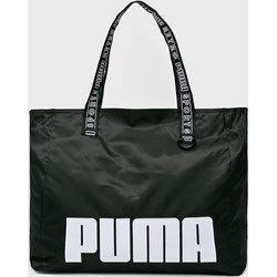 be322bc072620 Czarne torby sportowe puma